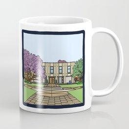 Cambridge struggles: Wolfson college Coffee Mug