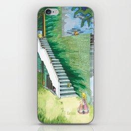 Princess Searching iPhone Skin
