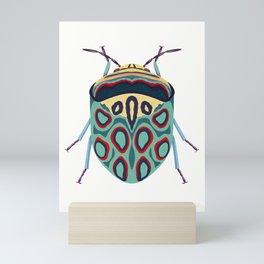 Blue Beetle Mini Art Print