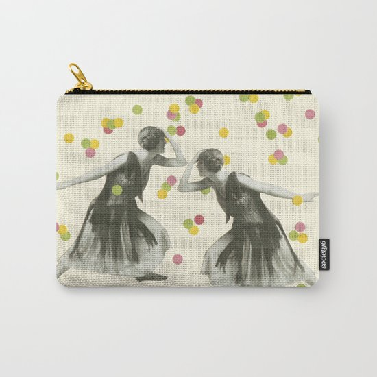 Dance : Gemini Carry-All Pouch