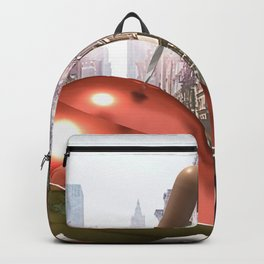 Spinning Top Hipster Backpack