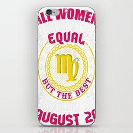 Best-Women-Born-On-August-27-Virgo-1---Sao-chép iPhone Skin