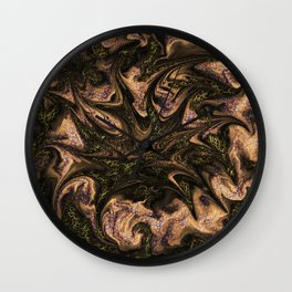 Into the Maelstrom Wall Clock