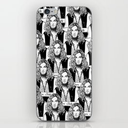 Layne Staley (Grunge Collection) iPhone Skin