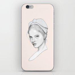 P/BARBARA iPhone Skin