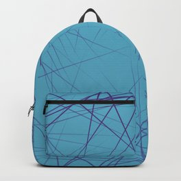 Lasers fractals spinicules sea urchins Backpack