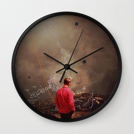 Weighing my Chances to Return Wall Clock