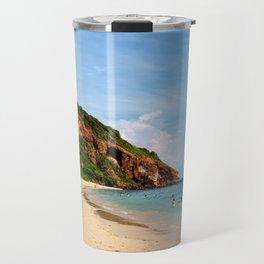 Nual beach Travel Mug