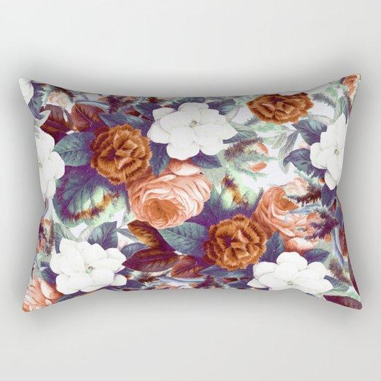 Floral Wonder #society6 #decor #buyart #holidays Rectangular Pillow