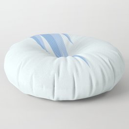 #61 Icicle Floor Pillow