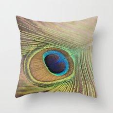 Iridescence Throw Pillow