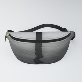 Between Clouds And Water Fanny Pack
