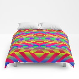 Psychedelic Comforters