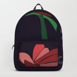 Love Like You Know It Will End  Backpack