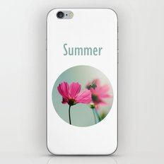Sweet nectar iPhone & iPod Skin