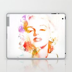Marilyn Monroe Watercolor Pop Art33 Laptop & iPad Skin