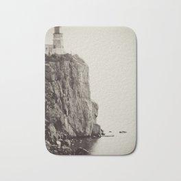 Split Rock Lighthouse in Duluth *Original photography Bath Mat