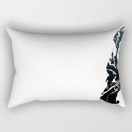 Looking into you Rectangular Pillow