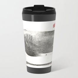 Rhino Mailbox Metal Travel Mug