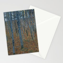 Gustav Klimt - Beech Grove Stationery Cards