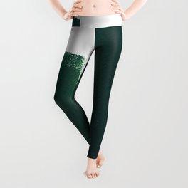GREEN Leggings