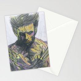 Xwolverine Stationery Cards