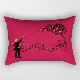 Maestro Of Nature II Rectangular Pillow