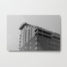 Hotel St. Germain Calgary Metal Print