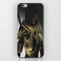 skyrim iPhone & iPod Skins featuring Skyrim Armor by J.A.C