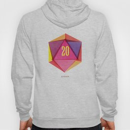 Rolling D20's Like A Big Shot  Hoody