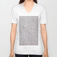 trippy V-neck T-shirts featuring trippy by Eliza L