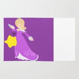 Rosalina(Smash)Purple Rug