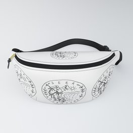 Seek Adventure Fanny Pack