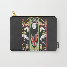 Spirited Deco Carry-All Pouch