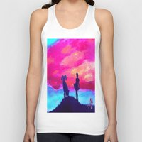 aries Tank Tops featuring Aries by Krista May