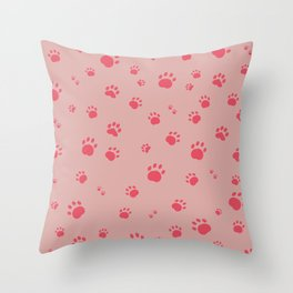 AU!MOR (2) Throw Pillow