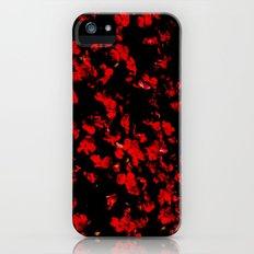 red iPhone (5, 5s) Slim Case
