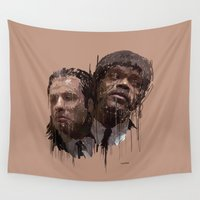 pulp Wall Tapestries featuring Pulp! by Marcello Castellani