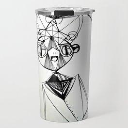 Monkey Man Travel Mug