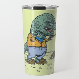 Geriatricasaur Travel Mug