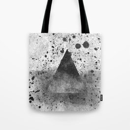 Triangle Composition III Tote Bag