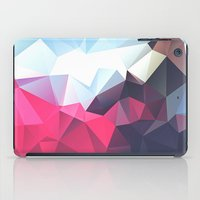 wrestling iPad Cases featuring Polygonal by eARTh