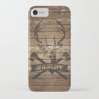 wildlife iPhone & iPod Cases featuring wildlife by Victor Anaya