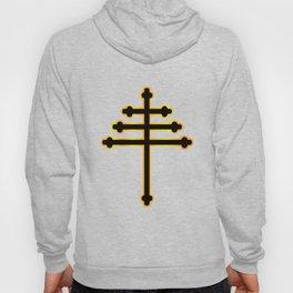 Maronite Christian Cross Hoody