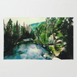 Merced River Rug