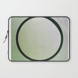 bruised circle Laptop Sleeve