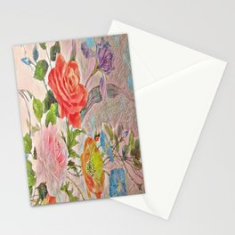 Spring Floral - Painterly Stationery Cards