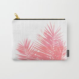 Plant Life in Pink Carry-All Pouch