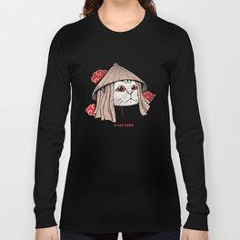 A-Cat-Suki Long Sleeve T-shirt