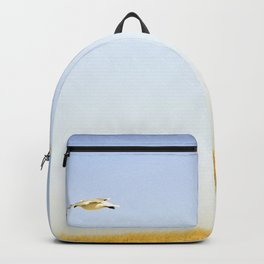 On the beach Portugal Backpack